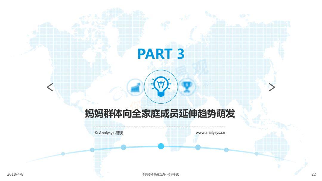 易观:《2018中国互联网母婴市场年度综合报告》