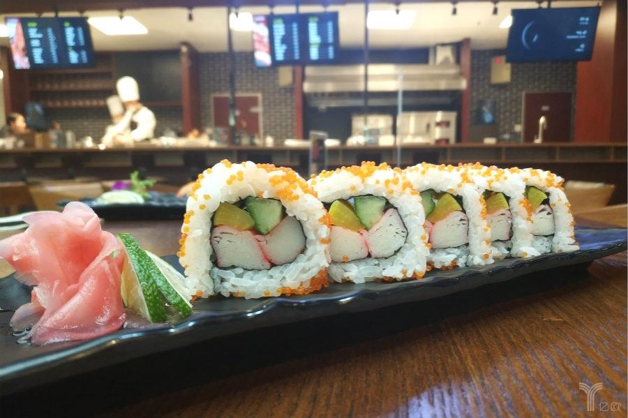 Eatta餐厅寿司