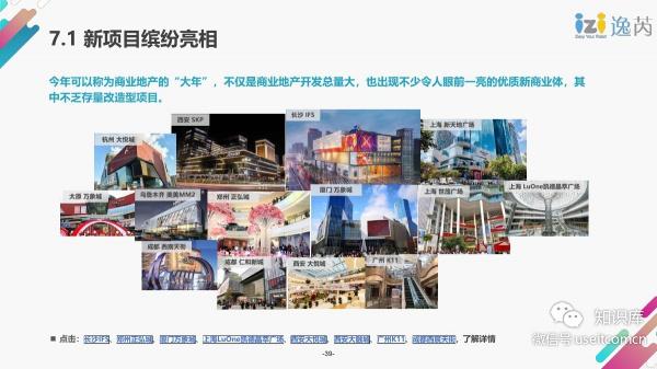西安成年度热门城市:今年西安市场非?;钤?skp,大融城,大悦城,momo