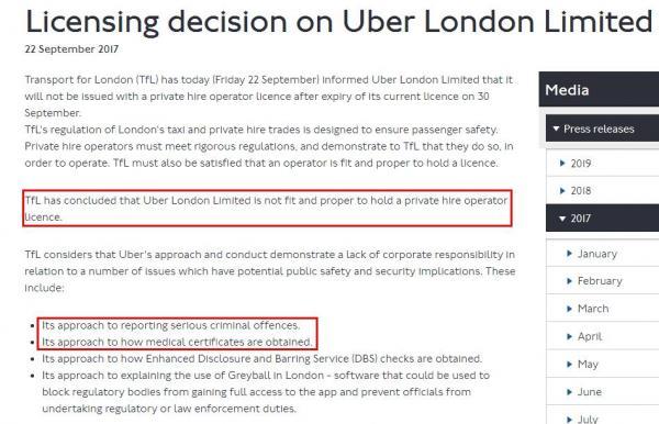 业务扩张导向之下 Uber安全报告没能照亮车厢里的黑暗