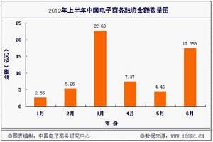 2012年上半年北京电商受资本追捧