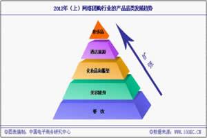 《2012年(上)中国网络团购市场数据监测报告》